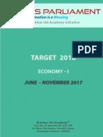 Target 2018 Economy I4