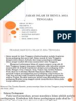 Sejarah Masuknya Islam Di Asia Tenggara XII MIPA 4