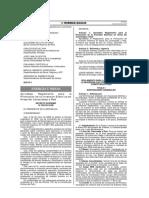 DS N° 020-2013-EM Reglamento RER Autónomas