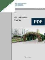 Казахстан сегодня (англ)