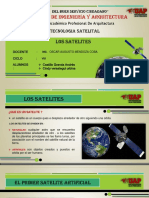 LOS SATELITES ,Tecnologia Satelital
