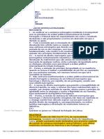 Divórcio Marrocos - Acórdão Do Tribunal Da Relação de Lisboa