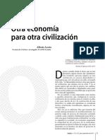 Acosta, Alberto - Otra economia para otra civilizacion.pdf