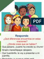 La Realidad Linguistica en El Perú