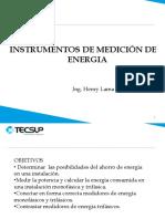S6 Instrumentos de Medicion de Energia