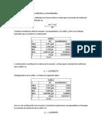 Calculo de La Constante de Restitución y Su Incertidumbre