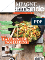 Campagne Gourmande - Mars-Mai 2018
