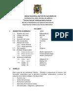 Ciencias Biológicas 01 Matemáticas I