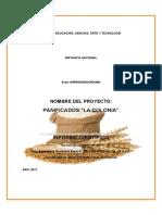 Informe Cientifico Instancia Nacional 2017
