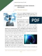 (Artigo PDF) as Sutis Advertencias Dos Nossos Sentidos (J. Vicente Carnero)