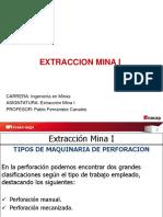 Extraccion Mina I - 2