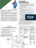 Tel Mast Guide