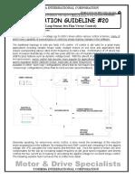 Open Loop vs Sensor Less Flux Vector Control