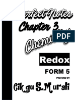 Headings F5 Chem Chp 3