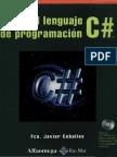 265065378 El Lenguaje de Programacion C Javier Ceballos (1)