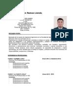 Curriculum Jhon Ramos Liendo (1)