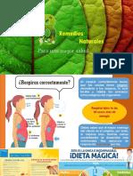 Los 8 Remedios naturales-Adventista del Séptimo día.