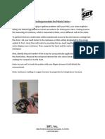 Stator Testing Polaris