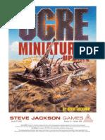 Ogre Miniatures Update