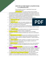 Ideas Principales Gereffi