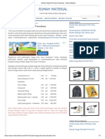 Analisa Harga Pintu Kaca Frameless - Rumah Material