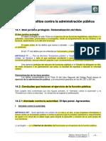 Delitos Contra Administracion Publica
