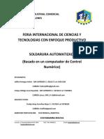 Soldadura Automatica(Mod 0)