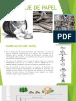 Reciclaje de Papell