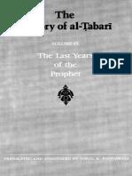 Tabari Volume 09