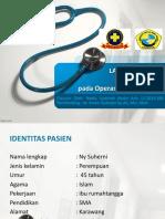 laporan kasus anestesi spinal app akut