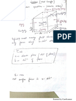 Convection Notes