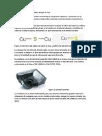 Sulfuro de Cobre