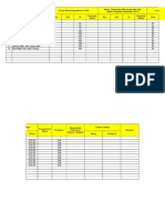 Project Matrix of Remaing Works on Site (1)