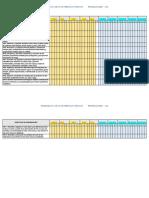 Cronogramas Anual Ciencias Naturales Primero Basico
