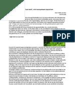 Artikel Low Tech Mini Ecosysteem_V1.1