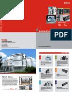 Kinco Products Catalog_KO01EN22-1008 2010