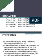 IODOMETRI
