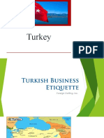 Turkey Ppt