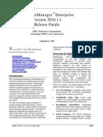 Sim Manager 2010 1 1 Doc Relnotes v06