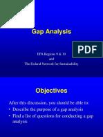 p 15 Gap Analysis