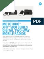 05 Motorola XPR5000 Radio