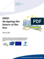 European Bus System of the Future