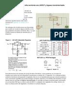 Regulador de Voltaje de Alta Corriente Con LM317 y Bypass Transistorizado