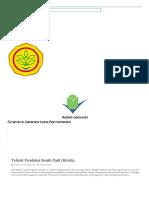 Balai Besar Penelitian Tanaman Padi - Teknik Produksi Benih Padi Hibrida