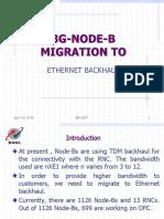 3G Node-B - Ethernet Backhaul (1)
