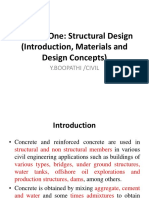 C-1 Concrete Structures Part 1