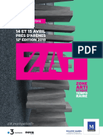 Le programme de la ZAT de Montpellier