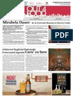 Ziarul CityGrill Nr. 29, Martie 2018