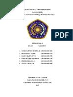 Makalah  Preskripsi Panca Indera