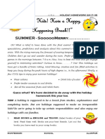 7 - CLASS - HOLIDAY HOMEWORK BOOK FOR SUMMER HOLIDAYS (ACADEMIC YEAR 2017-18)